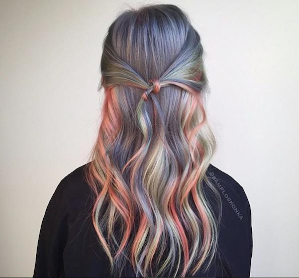 barvani-lasje-roza-pisani-by-samploskona-2