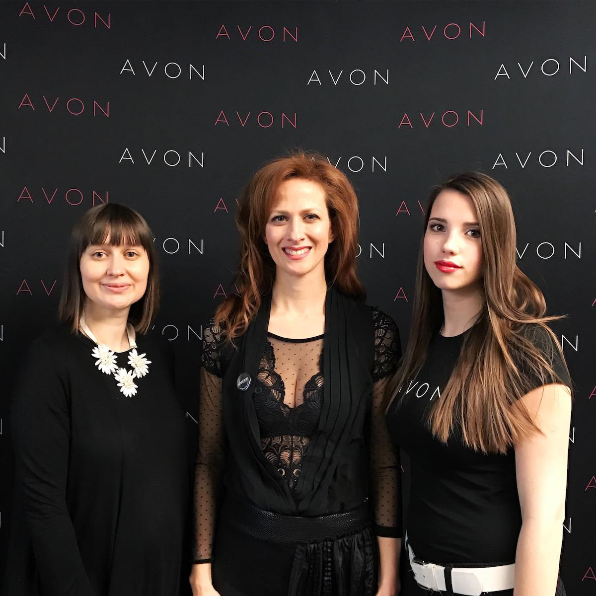 Press Event Avon Mark licila Bronja Grauf Odlazek NIka Veger model