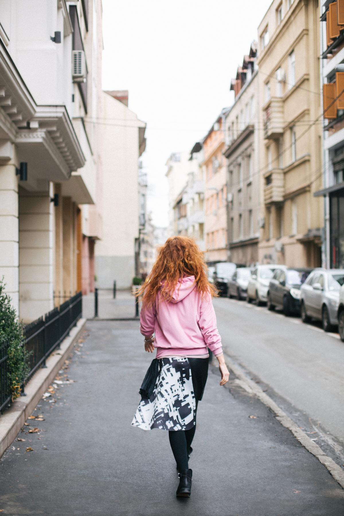 Beograd red hair Beutyfullblog foto jovana Tomasevic