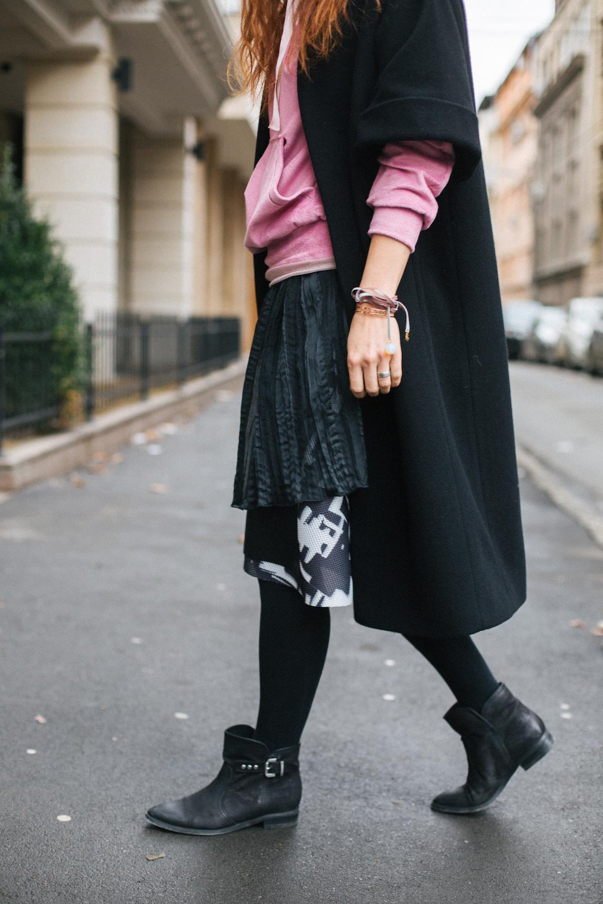 street style fashion blogger Nika Veger Foto Jovana Tomasevic