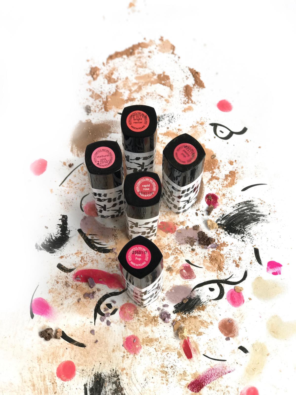 Avon Mark Lipstick Summer Coral Tones Beautyfullblog