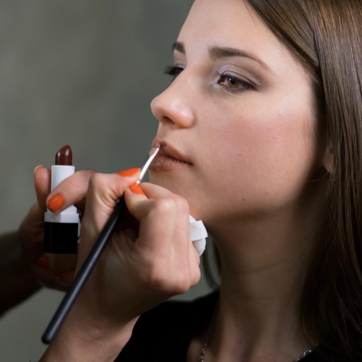 Šminkanje Beautyfullblog Avon Mark