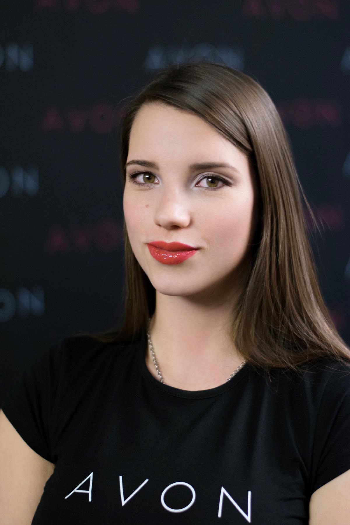 Avon Mark Ombre Lipstick ustnice Beautyfullblog