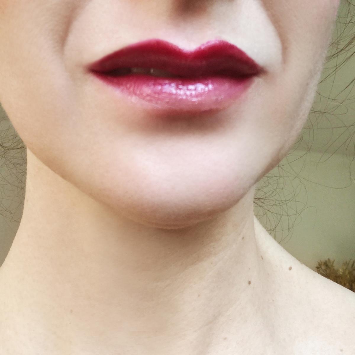 Avon mark ombre lips