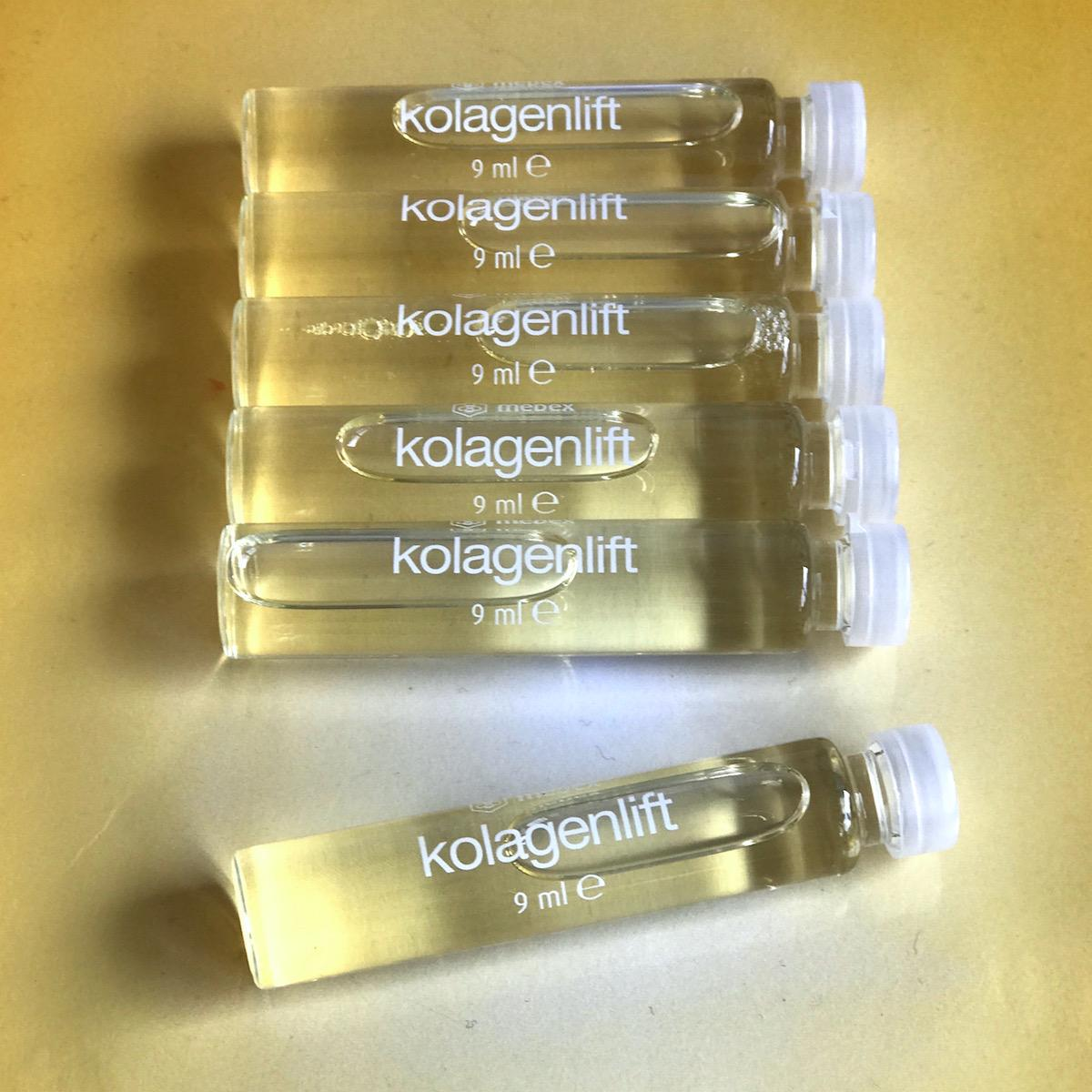 Medex kolagenlift Beautyfullblog test fiola