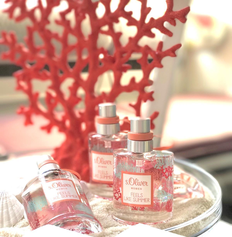 s.Oliver Feels like Summer for her parfume 2017