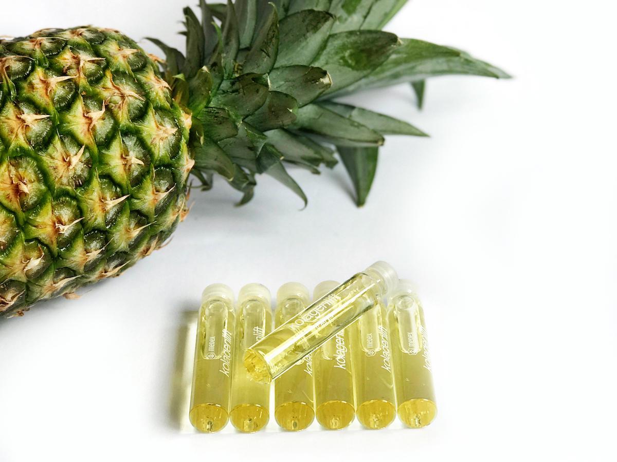 Medex kolagenlift beautyfullblog ananas