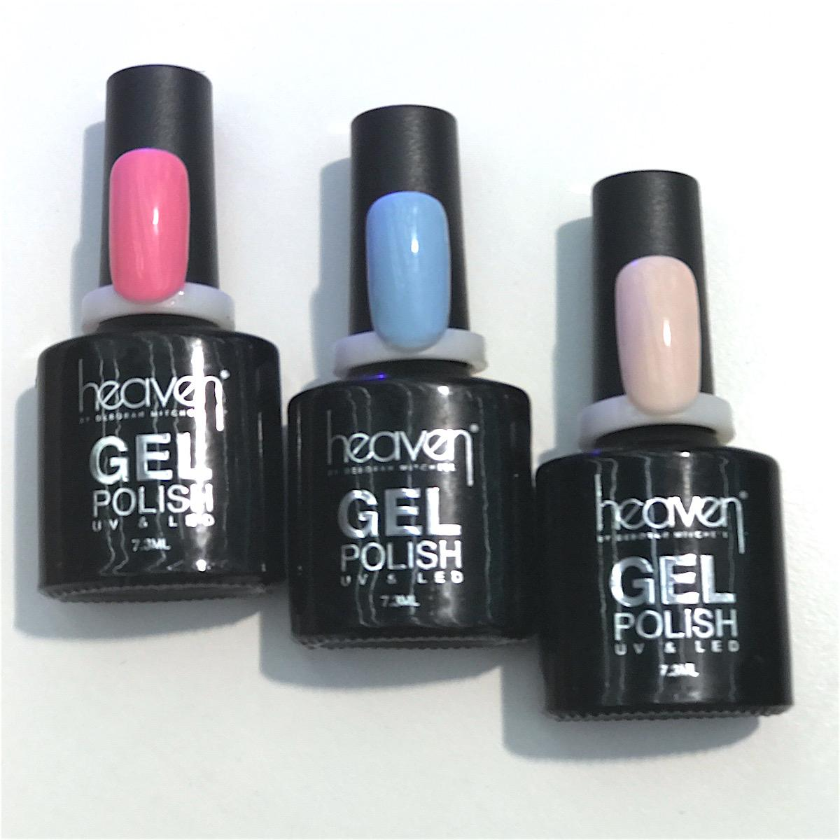 sejem kozmetike love beauty heaven gel polish by Beautyfullblog