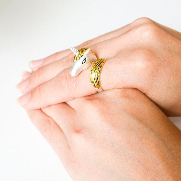 samorog zabava prstan