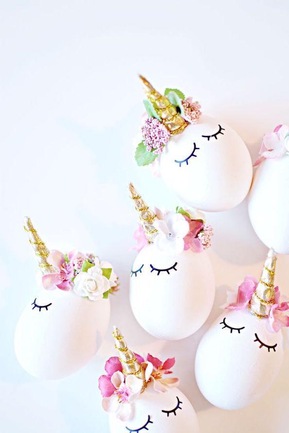 velikonocna jajca samorogi beautyfullblog