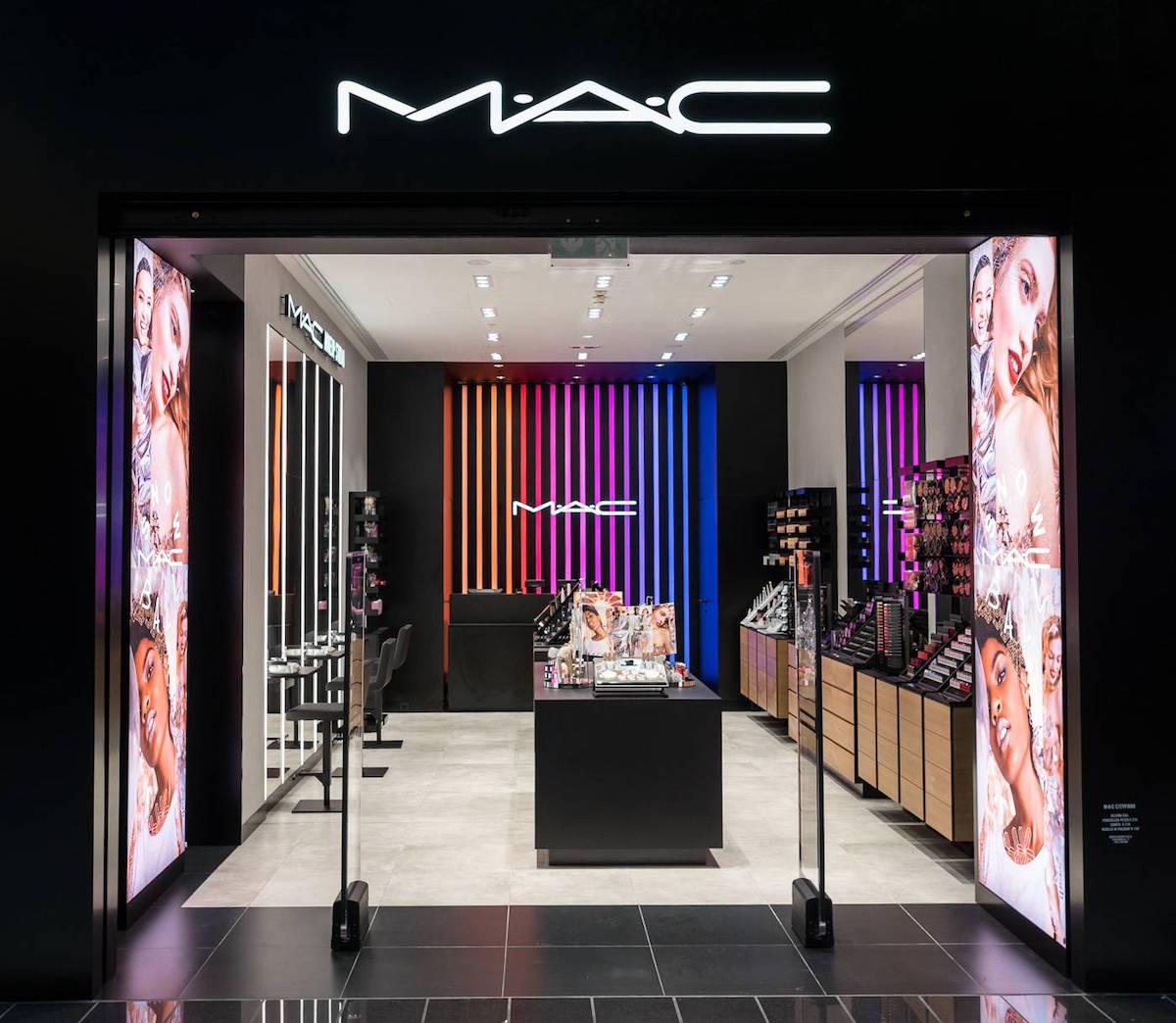 Mac Citypark makeup trgovina Beautyfullblog Nika Veger
