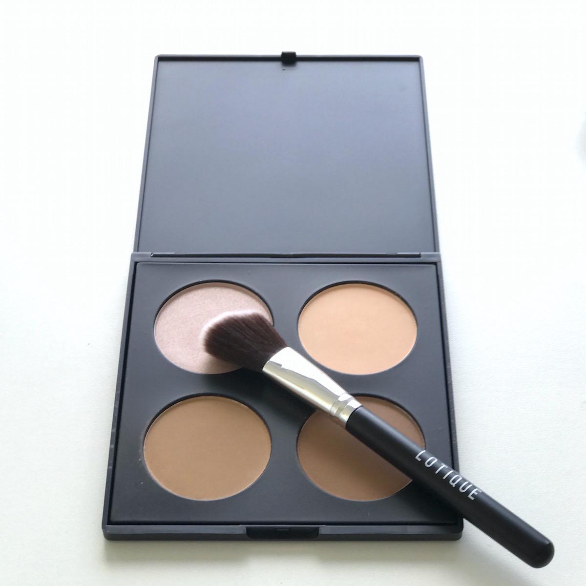 lotique makeup ličila paleta beautyfullblog