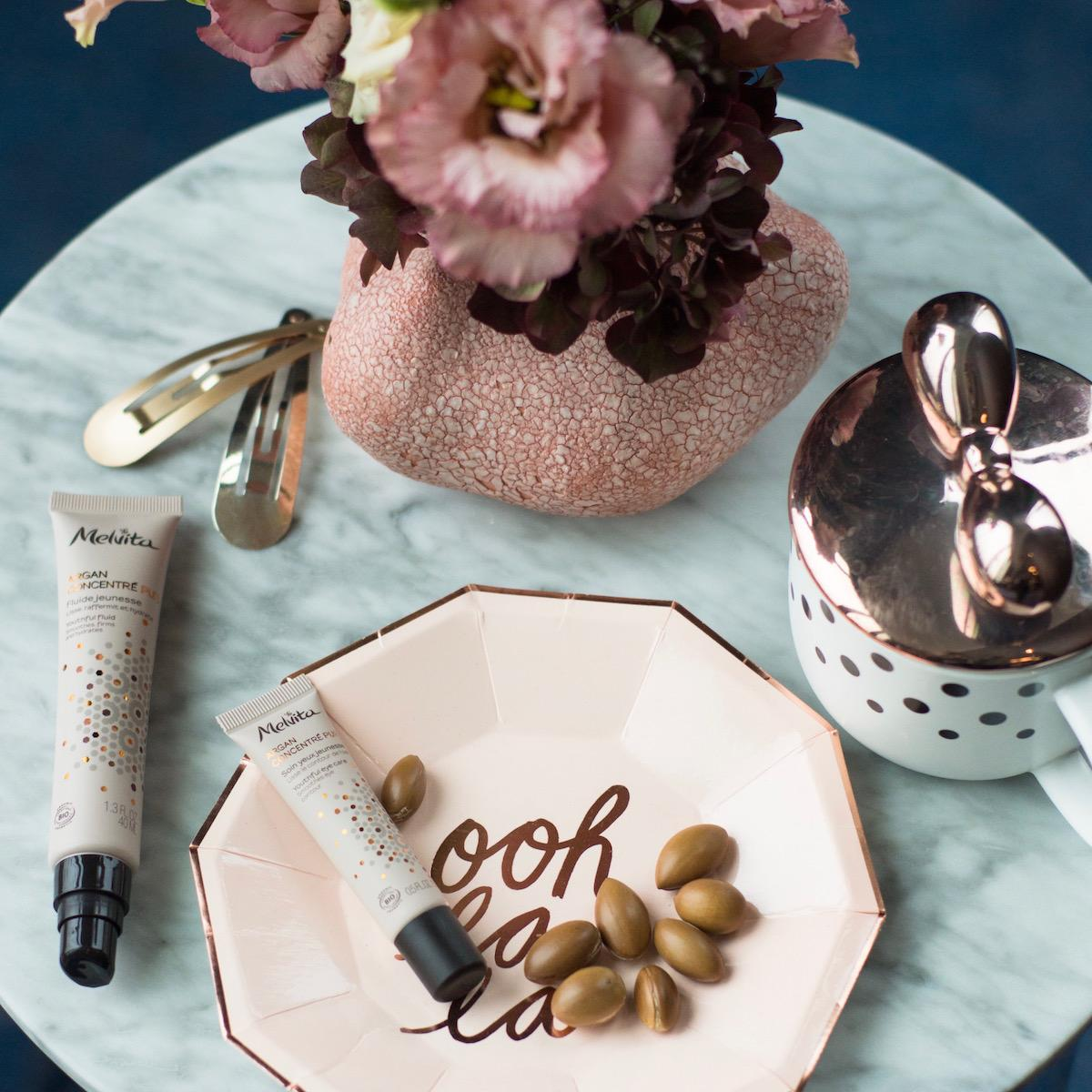 Melvita Argan Concentré Pur Krema za okrog oči Beautyfull Blog