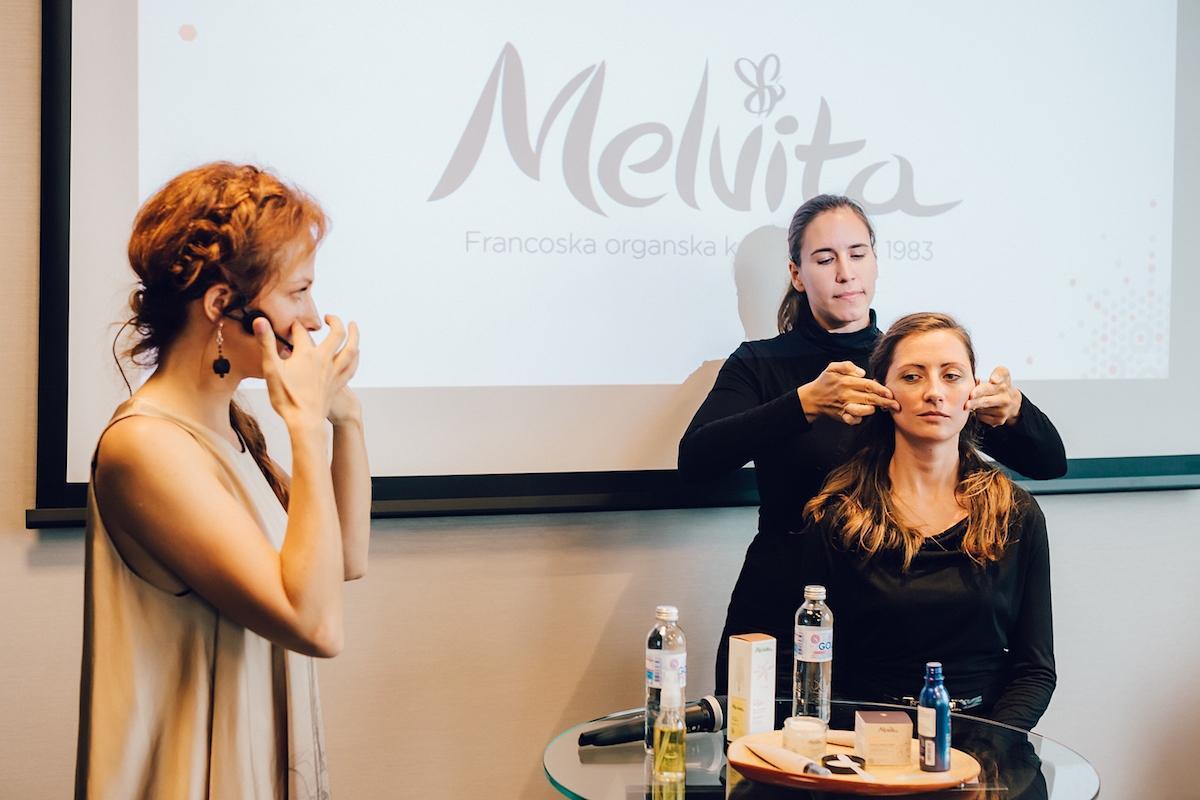 Melvita Argan Concentré Pur dogodek Beautyfull Blog