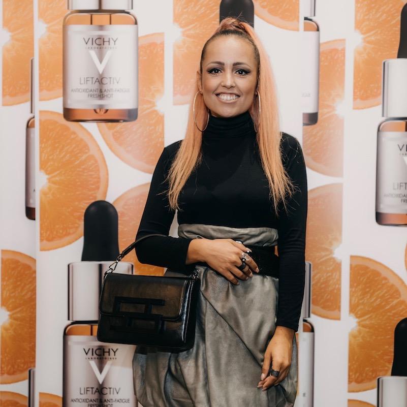 NIna Susnyara Vichy vitamin C Liftactiv Fresh Beautyfullblog