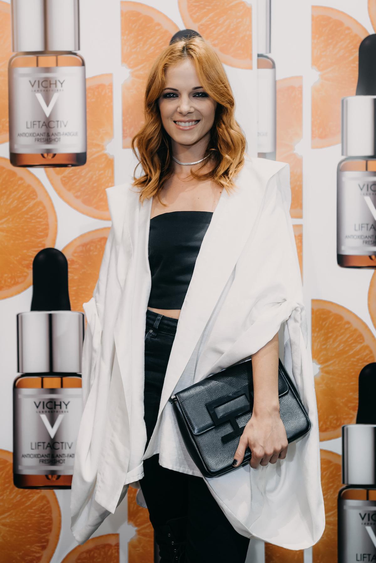 Nina Puslar Susnyara Vichy vitamin C Liftactiv Fresh Beautyfullblog