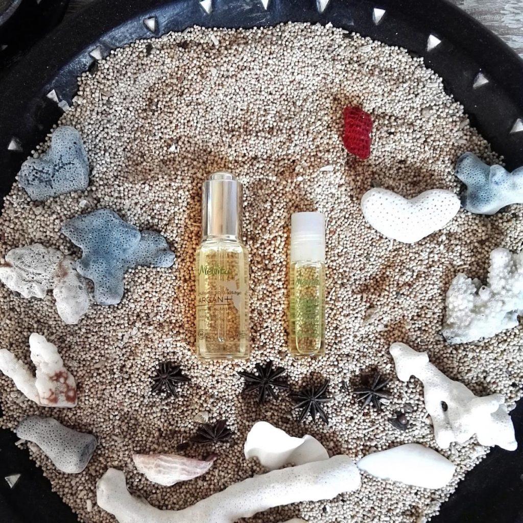 Melvita arganovo olje eko kozmetika organsko Beautyfull blog