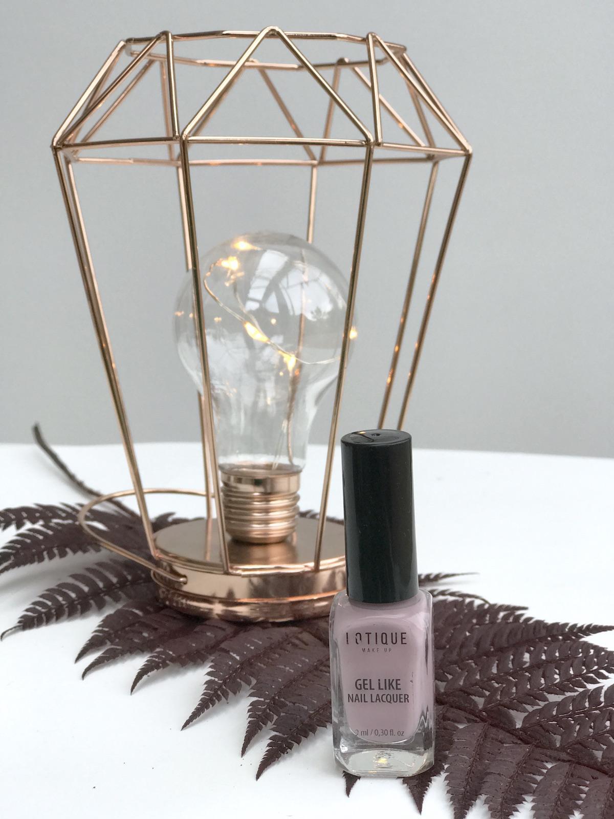 Lotique Makeup Beautyfullblog NIka Veger lak Gel like
