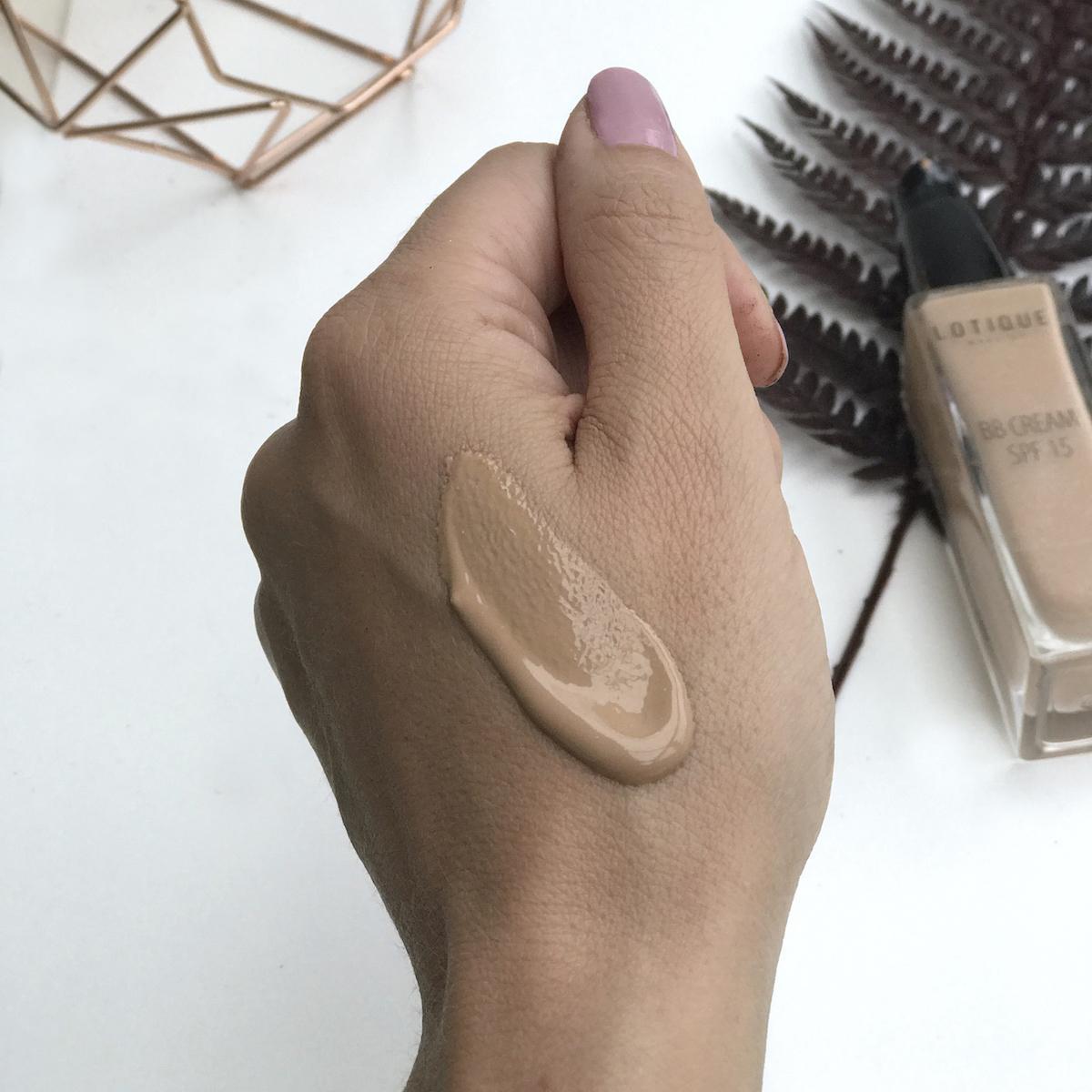 Beautyfullblog Nika Veger Makeup Lotique bb krema