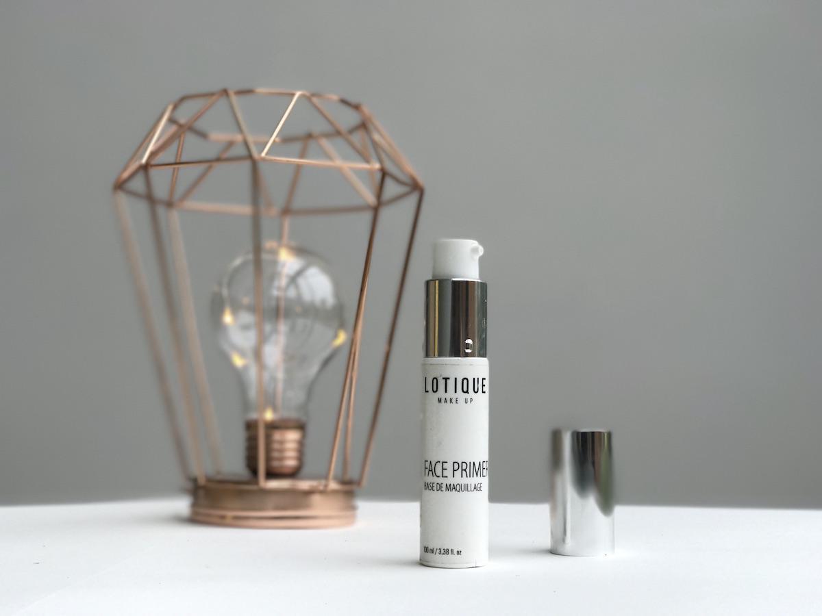 Lotique Makeup Beautyfullblog NIka Veger primer