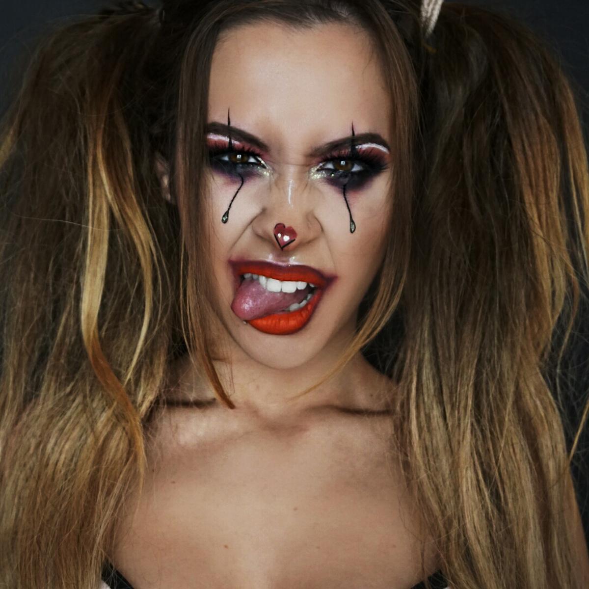 Maja Gorenc Halloween Makeup Beautyfullblog