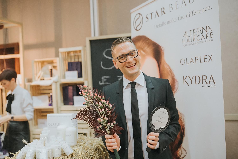 Nagrade lepotnih blogerk Beauti Bloggers Awards 2017 Beautyfullblog Starskin Olaplex