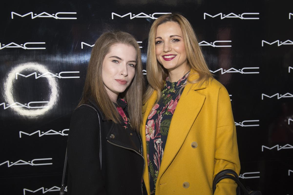 MAC Cosmetics Cityprak Ljubljana Nina Beautyna Mateja Pozeb
