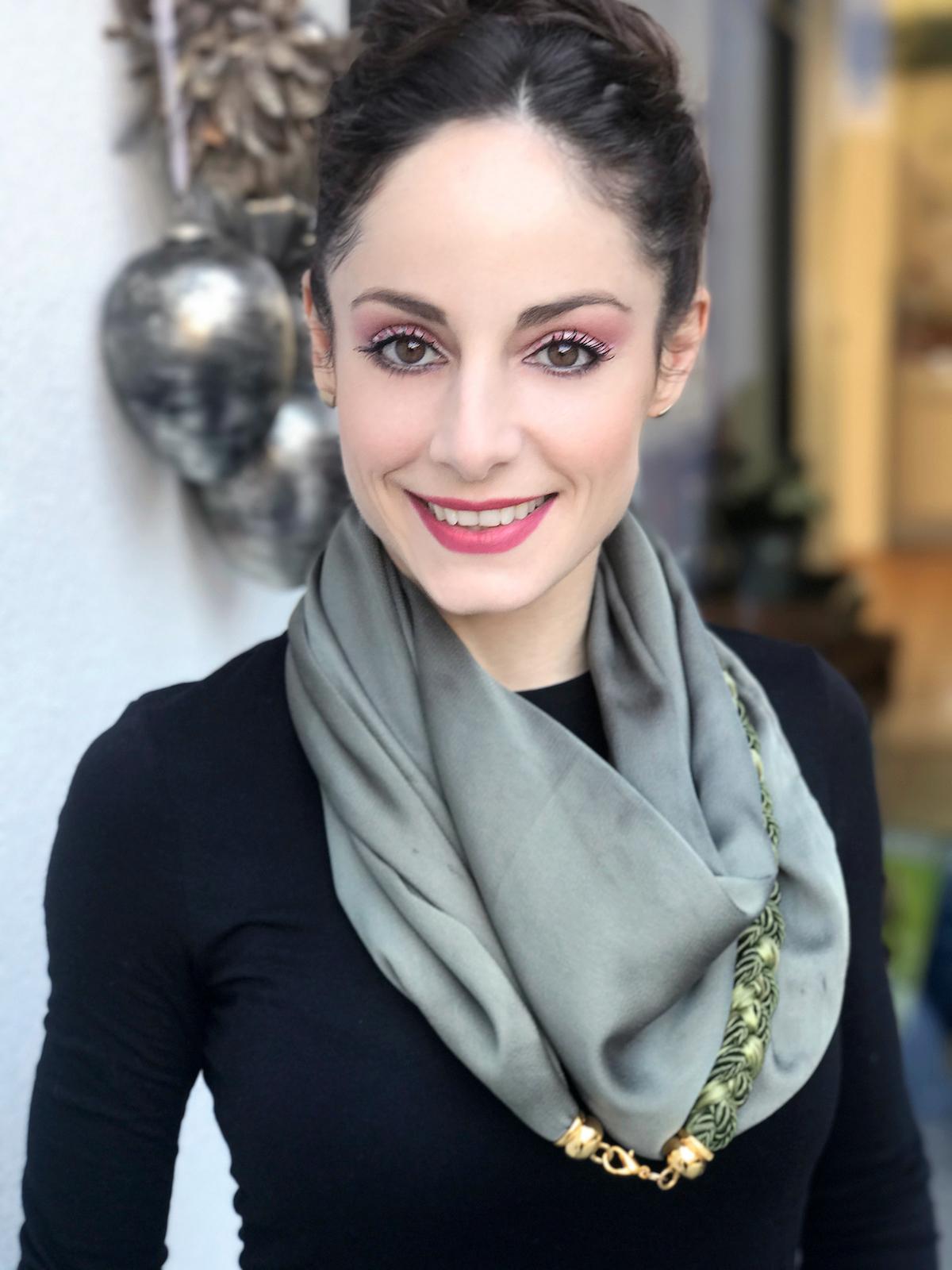 Ana Klasnja makeup by nika Veger Vichy Dermablend