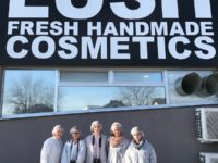 Lush Cosmetics Tour Factory Beautyfull Blog