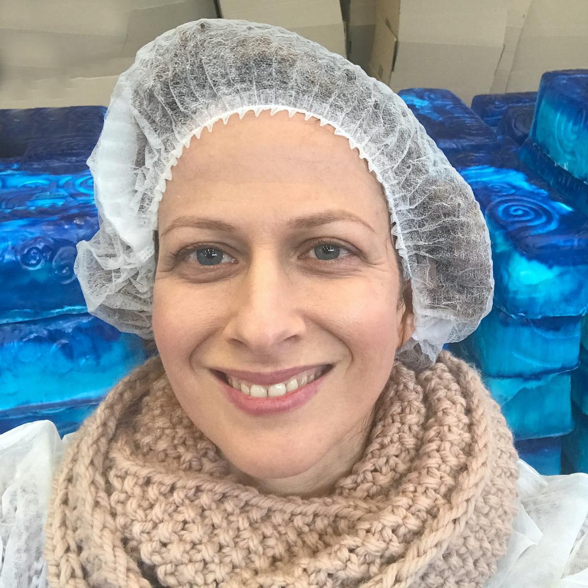 Lush Cosmetics Tour Nika Veger Factory Beautyfull Blog