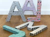 letters diy ikea kids room decor