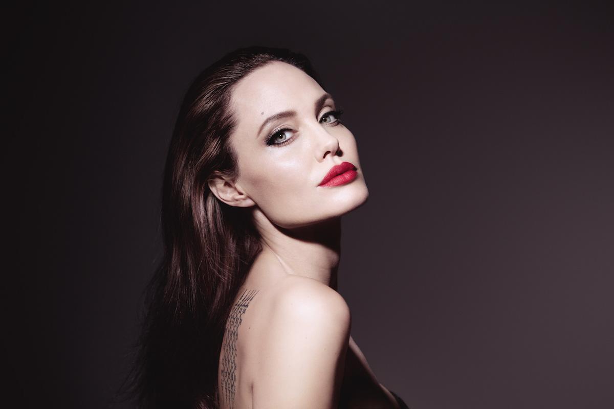 Mon Guerlain Eau de Parfum Florale Angelina Jolie