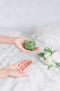 NIka Veger Beautyfullblog loreal smooth sugars scrub sladkorni piling kivi