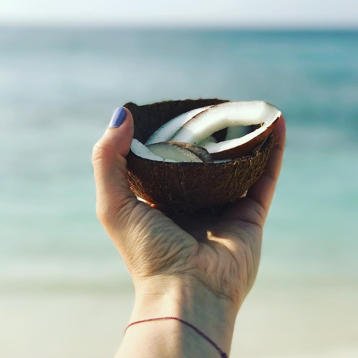 maldivi on budget poceni kokos