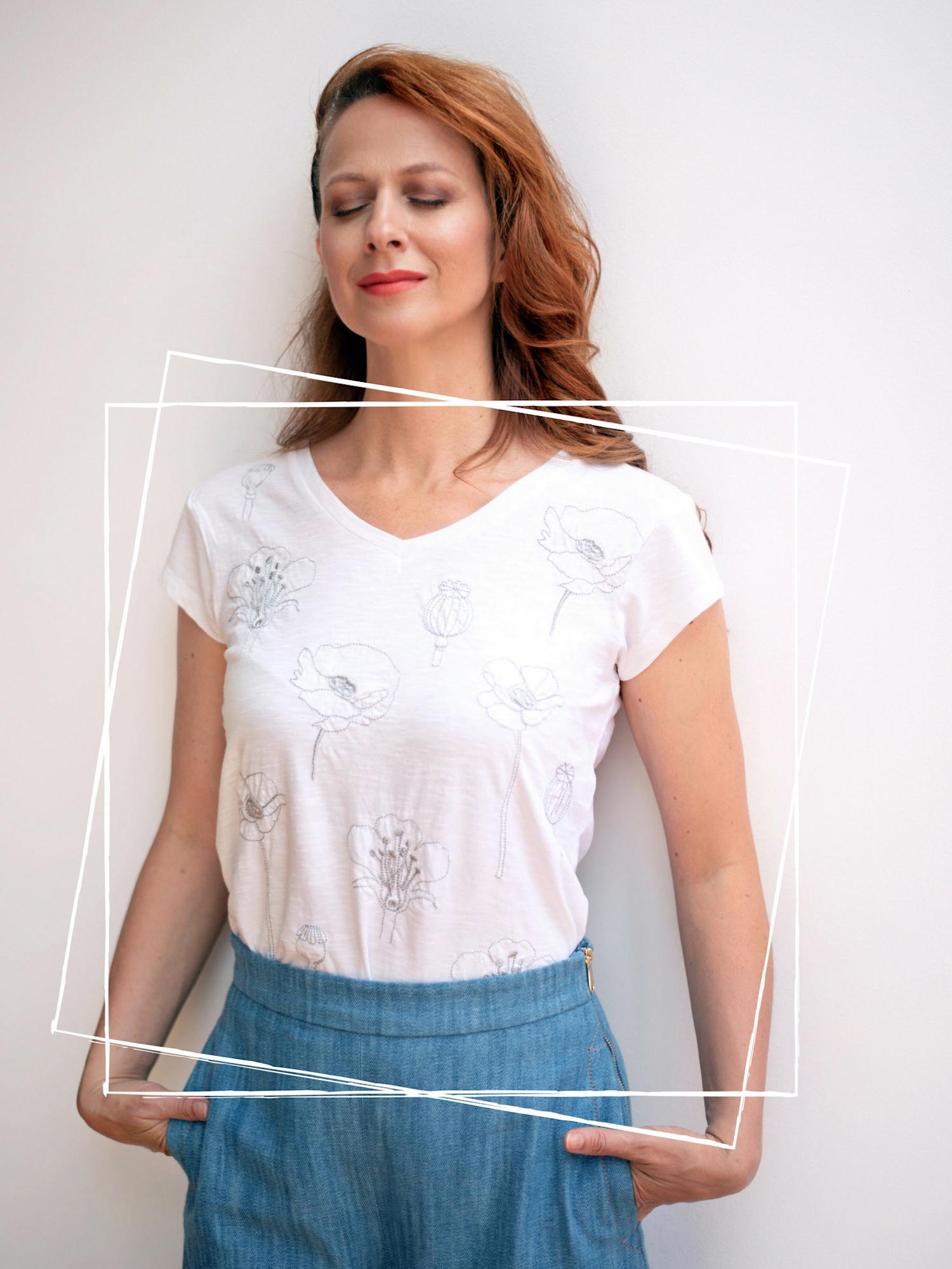nika veger sustainable trajnostno majica eko bombaz marx organic beautyfullblog