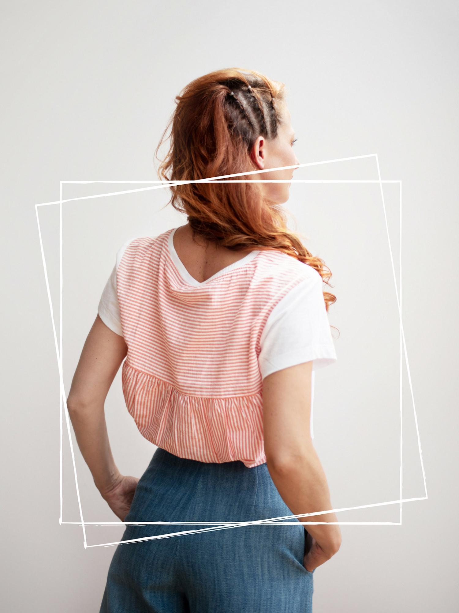 sustainable trajnostno majica eko bombaz marx organic nika veger modni bloger beautyfullblog
