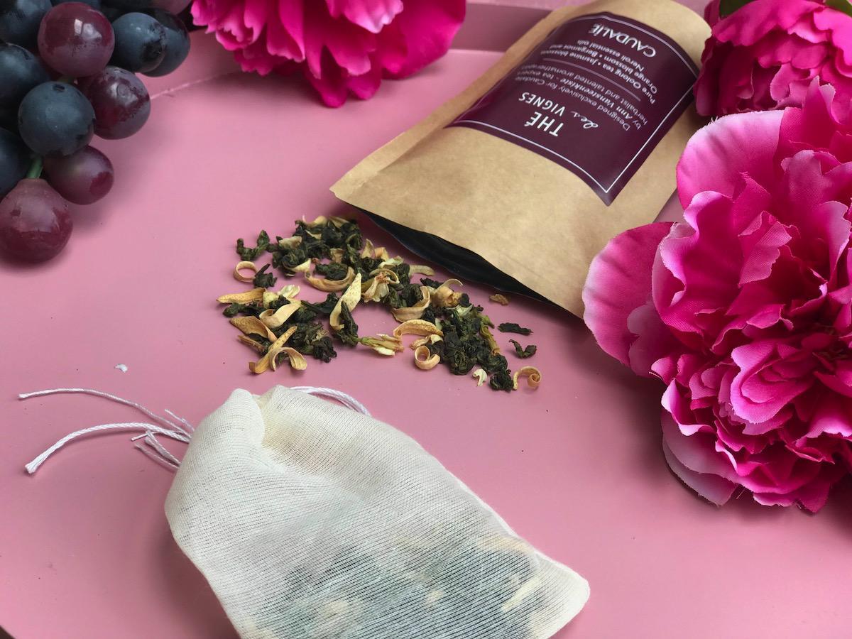 čaj Caudalie The Des Vignes parfum disava EDT beautyfullblog