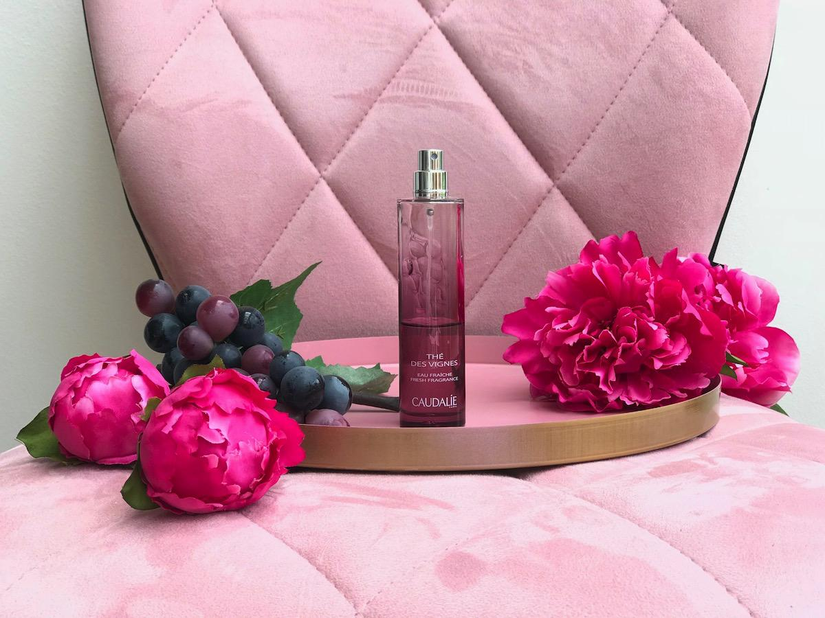 Caudalie The Des Vignes parfum disava EDT beautyfullblog 11