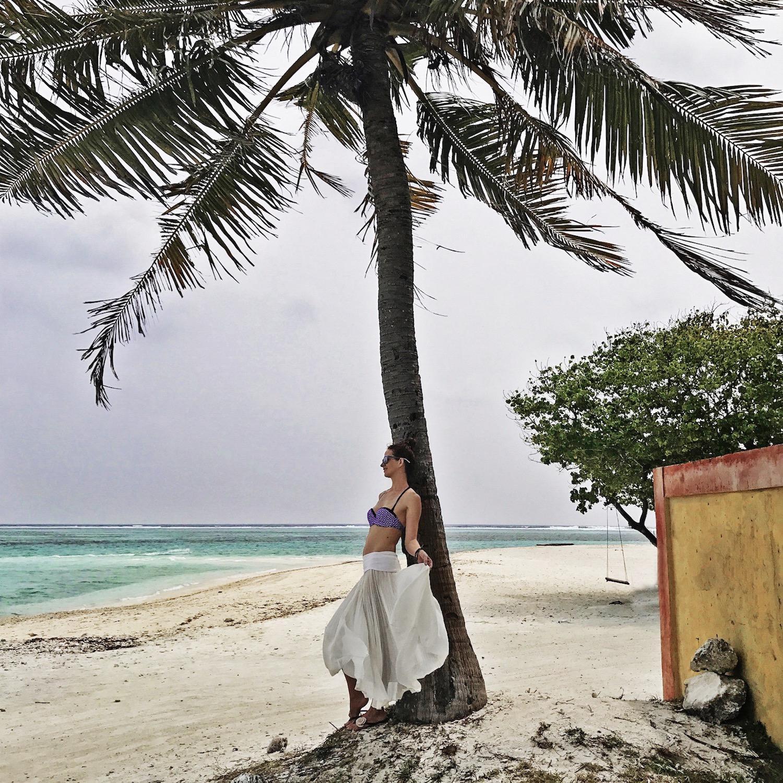 lisca koaplke nika veger maldivi maafushi viola beautyfullblog