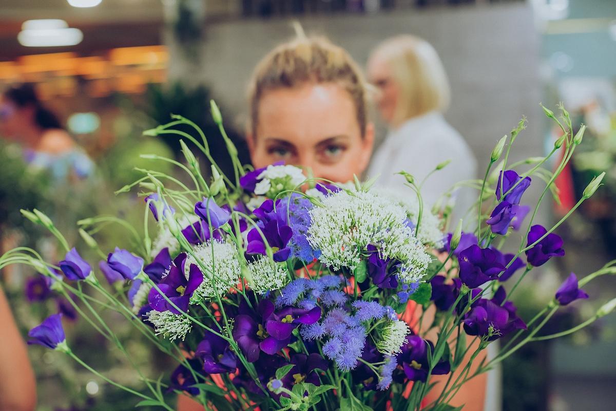 sopek rože delavnica beautyfullblog Gardenia