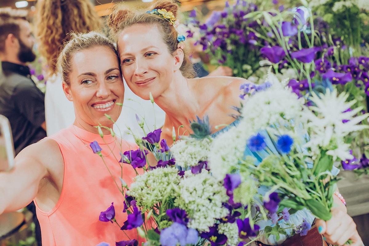 nasveti dolga obstojnost šopka gardenia profi cvetlicno druzenje beautyfullblog modre rože