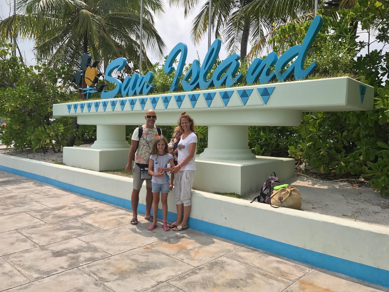 Sun Island Resort Maldivi Nika Veger