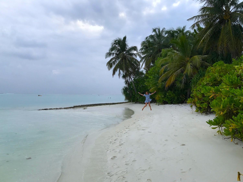 Sun Island Resort Maldives plaža peščena