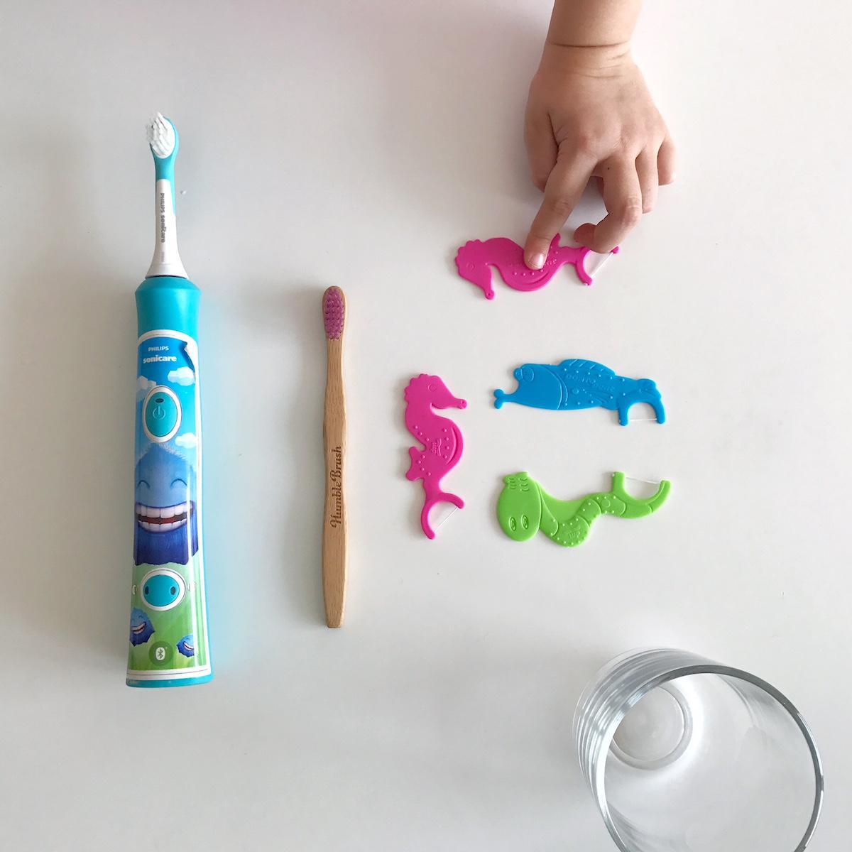 kozmetika otroci najstniki čiščenje zob