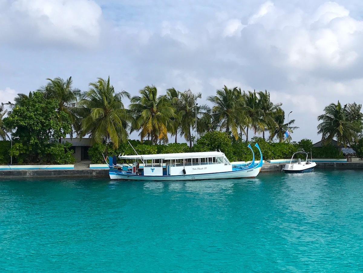 Sun Island Resort Maldivi potapljanje
