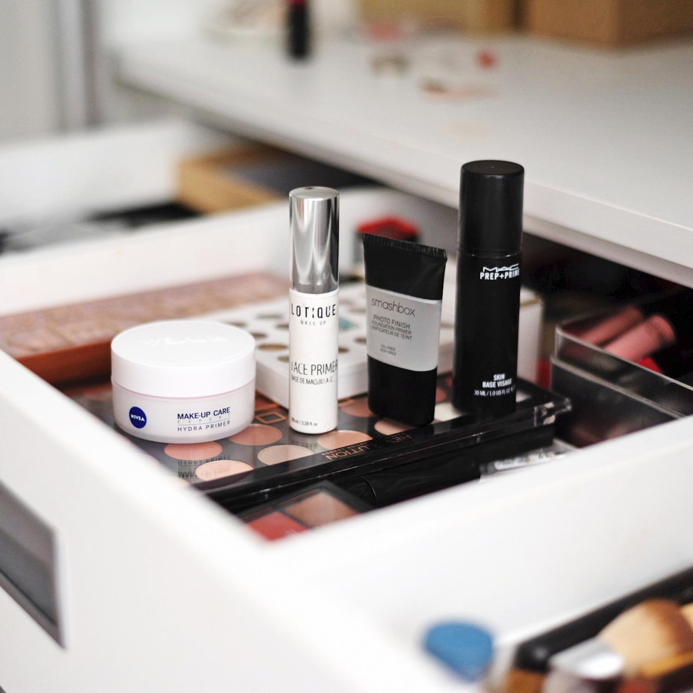 nika veger beautyfull blog primer nivea mac lotique smash box