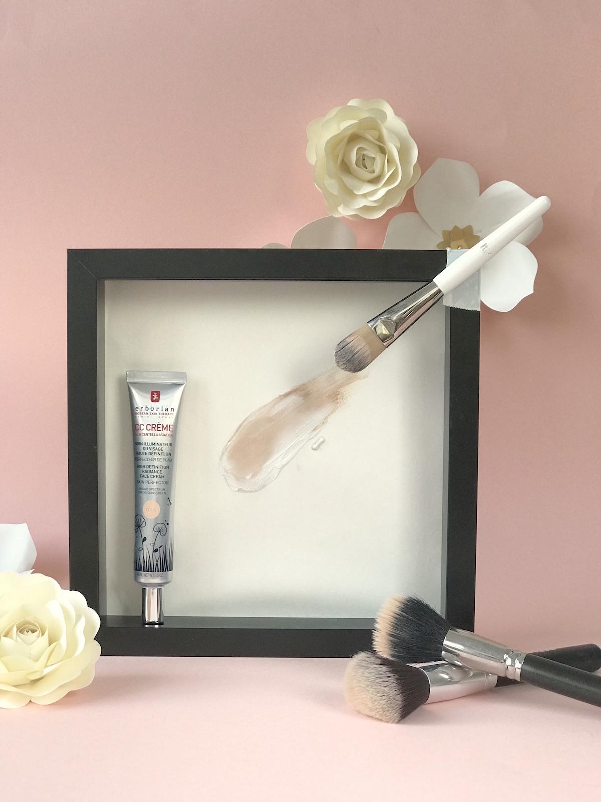 Erborian cc krema korejska kozmetika beautyfull blog