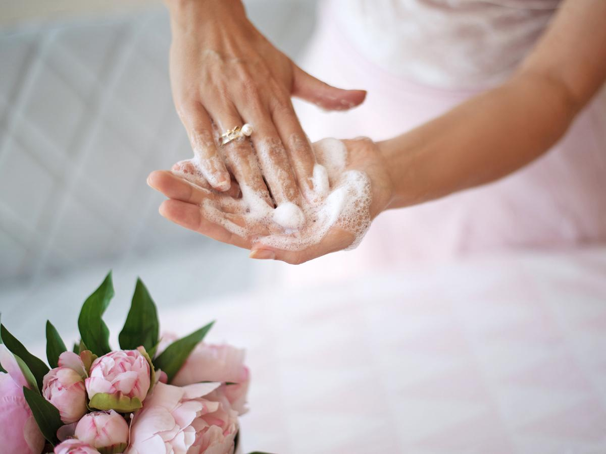 šampon naravni organsko certificiran Melvita indigo olje beautyfullblog