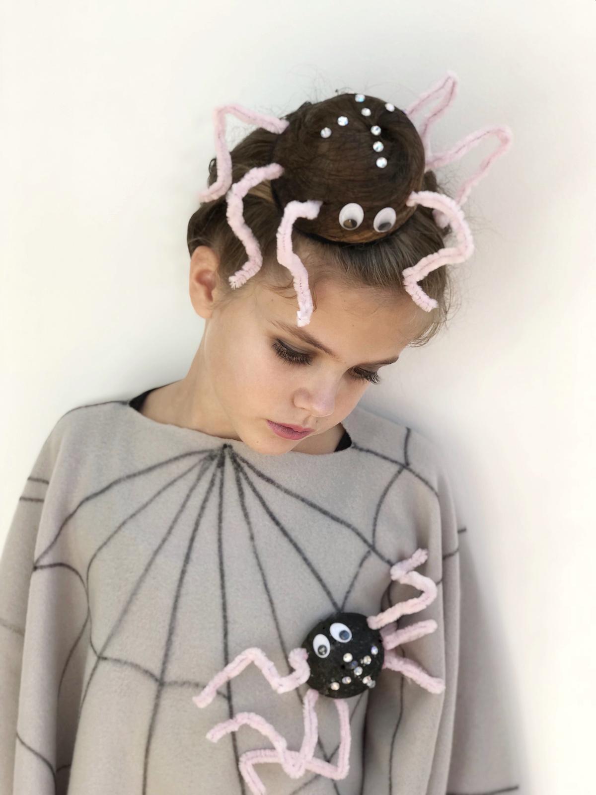 kostum pajek noc carovnic halloween zabava beautyfullblog