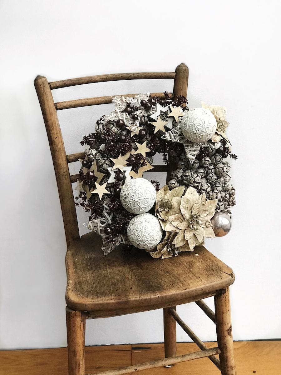 adventni vencek cvetlicarna gardenia beautyfull blog